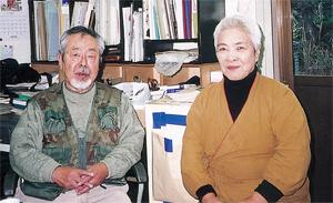 宝塚の西谷へ、川合夫妻を訪ねて