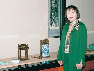 画家   髙木綏子さんと観る<br />「鉄斎の器玩—名工と遊ぶ—」