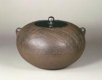 清荒神清澄寺 史料館で 「人間国宝の美」展が開催中