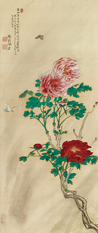 清荒神清澄寺を訪ねて 鉄斎美術館別館史料館 6月28日から「鉄斎の花鳥画」展