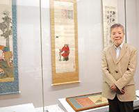清荒神清澄寺を訪ねて フォトグラファー・奥村 森さんと観る「天子知名-皇室と鉄斎-」展