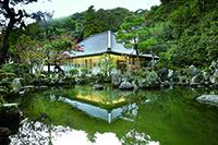 清荒神清澄寺を訪ねて 鉄斎美術館開館45年 宗教と芸術の一体を理想に